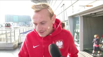 Sebastian Mila po Irlandia - Polska: Strata punktów w takich okolicznościach jest smutna, ale motywująca