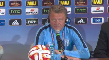 Trener Dnipro: Nie spodziewaliśmy się, że zagramy w finale Ligi Europy (WIDEO)