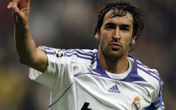 Raul Gonzalez Blanco - legenda Realu Madryt i reprezentacji Hiszpanii