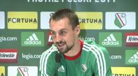 Kucharczyk: Zrewanżujemy się Trabzonsporowi i pomścimy Ruch