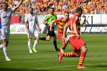 Zdjęcia z meczu Jagiellonia Białystok - Górnik Zabrze (GALERIA)