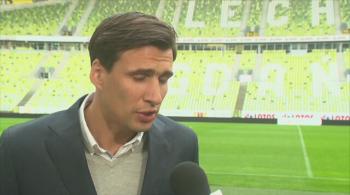 Bieniuk o meczu Lechii z Juventusem: To niepowtarzalna okazja dla naszych piłkarzy