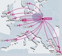 Dokąd polecimy z lotniska w Świdniku?