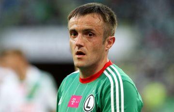 """Radović mógł grać w Cracovii. """"Ten transfer był niedaleko"""""""
