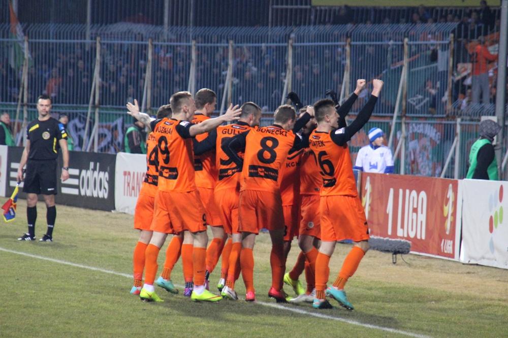 Zagłębie Lubin wróciło do Ekstraklasy po roku przerwy!