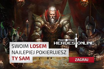 Might and Magic Heroes Online. Zagraj w kontynuację kultowej gry [ZA DARMO]