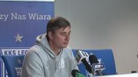 Maciej Skorża: Nie możemy stracić głowy