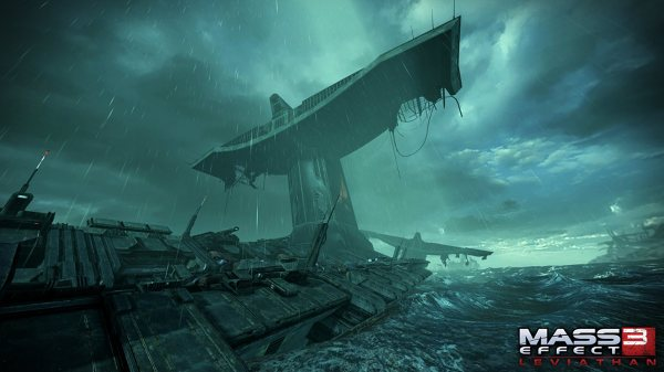 Mass Effect 3: Leviathan - zobacz trailer nowego DLC [video]