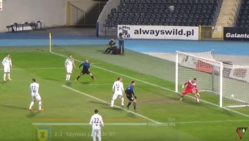 Bramki z meczu Zawisza Bydgoszcz - Zagłębie Sosnowiec 6:1 [WIDEO]