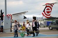 Samoloty Eurolotu będą latać do Wrocławia cztery razy w tygodniu