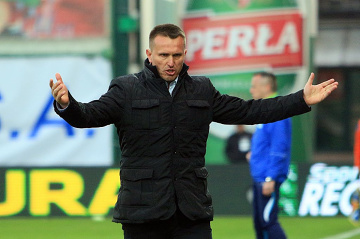 Ojrzyński: Nadal mamy ostatnie miejsce, daleka droga przed nami