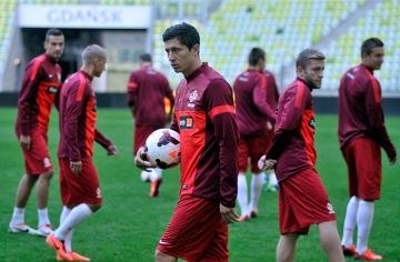 Reprezentanci: Od kiedy Lewandowski jest kapitanem, osiągamy dobre wyniki. Decyzje trenera są prawidłowe