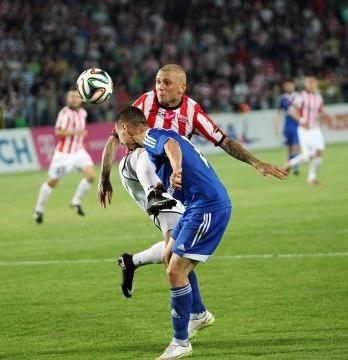 Zdjęcia z meczu Cracovia - Ruch Chorzów (GALERIA)