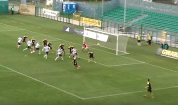Skrót meczu GKS Katowice - Dolcan Ząbki 2:0 [WIDEO]