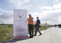 Lotnisko w Świdniku: Rusza budowa pasa startowego