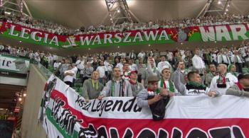 """Legia szuka rasistów z Lokeren, ale ma problem, bo """"ciężko zidentyfikować sprawców"""" (WIDEO)"""