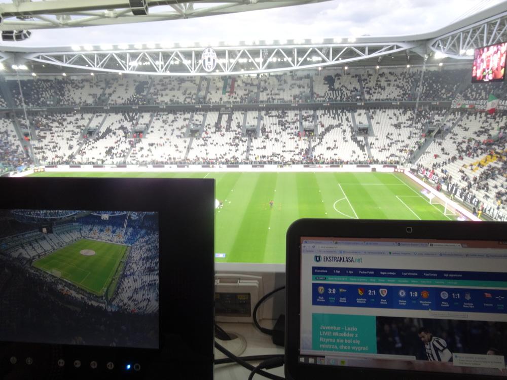 Juventus - Lazio LIVE! Wicelider z Rzymu nie boi się mistrza, chce wygrać dziewiąty mecz z rzędu