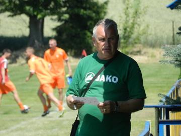 Trenerzy na meczu Puszcza Niepołomice - Rozwój Katowice 0:0 (GALERIA)