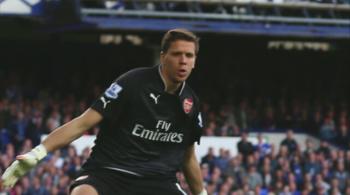 Wenger na temat przyszłości Szczęsnego: Mam nadzieję, że zostanie w Arsenalu (WIDEO)