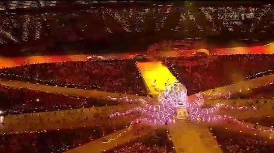 Ceremonia zamknięcia Igrzysk Olimpijskich w Londynie