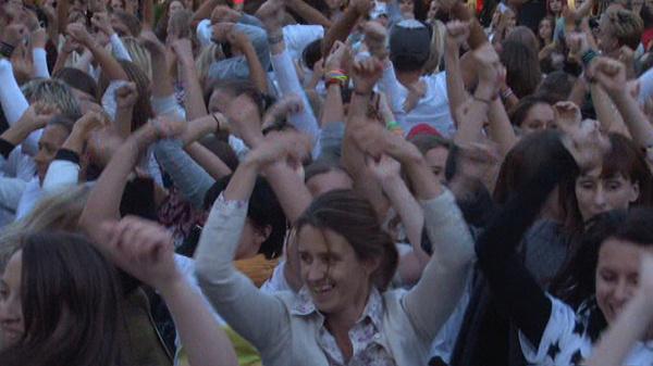 Dancing Poznań 2014. Flash mob na Starym Rynku