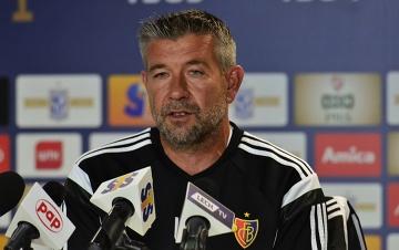 Trener FC Basel: Remis nie byłby złym wynikiem