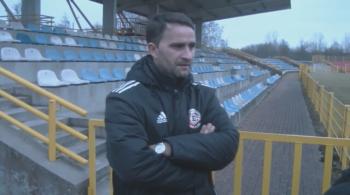 Tomasz Kafarski: Za nami ciężki okres przygotowawczy [WIDEO]