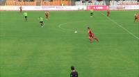 Skrót meczu Chojniczanka Chojnice - Dolcan Ząbki 1:1 (WIDEO)