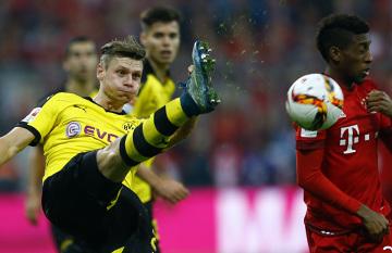 """Słaby występ Łukasza Piszczka w hicie Bundesligi. """"Miał swój udział przy trzech golach dla Bayernu"""""""