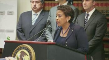 Prokurator generalna USA: Działacze, którzy mieli stać na straży uczciwości, skorumpowali piłkarski świat