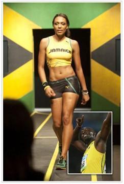 Megan Edwards rozstała się z Usainem Boltem? [FOTO]