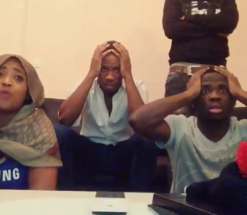 Szalona reakcja Didiera Drogby na ostatniego karnego w finale PNA! (WIDEO)