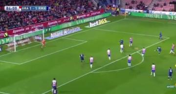 Zidane odetchnął z ulgą. Atomowy strzał Modricia na wagę wygranej [WIDEO]