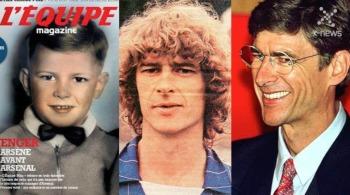 Arsene Wenger skończył 65 lat. Zobacz jak się zmieniał