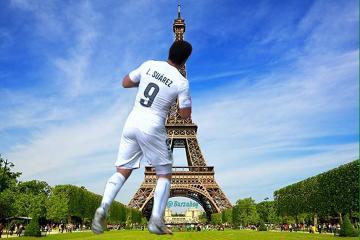 Memy po środowych meczach Ligi Mistrzów: Suarez księciem Paryża, Porto koszmarem Bayernu (GALERIA)