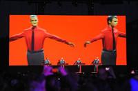 Kraftwerk wystąpił w Poznaniu