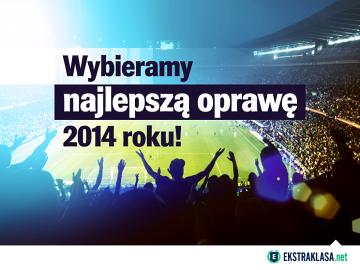 Wybraliście najlepszą oprawę 2014 roku! Zwyciężyli kibice Lechii Gdańsk [WYNIKI PLEBISCYTU]