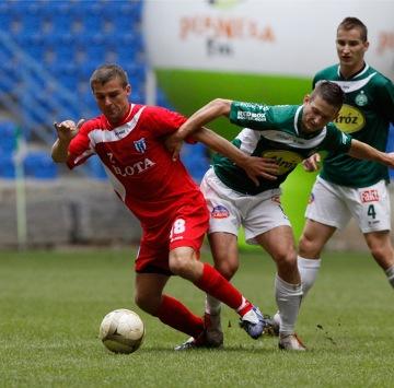 Krzysztof Bodziony rozwiązał kontrakt z GKS Katowice. Obecnie trenuje z Pogonią Siedlce