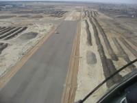 Lotnisko w Świdniku: Zdjęcia z kolejnego etapu budowy