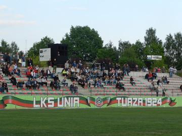 4. liga: Kibice na meczu Unia Turza Śląska - Podlesianka Katowice 6:1 (GALERIA)