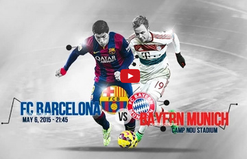 """""""To nie jest zwykły mecz, to jest wojna!"""" Efektowne zapowiedzi starcia tytanów Barcelona vs Bayern (YOUTUBE)"""