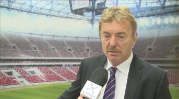 Zbigniew Boniek o wyborach na prezydeta FIFA: Pan Blatter powinien dać już sobie spokój