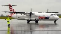 Z Lublina do Warszawy dolecimy Eurolotem w 50 minut