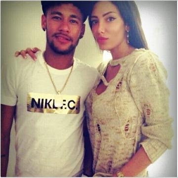 Nowa dziewczyna Neymara! Gwiazdor Barcelony spotyka się z piękną Serbką (ZDJĘCIA)
