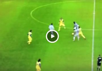 Pogba przedryblował trzech graczy Chievo z dziecinną łatwością (WIDEO)