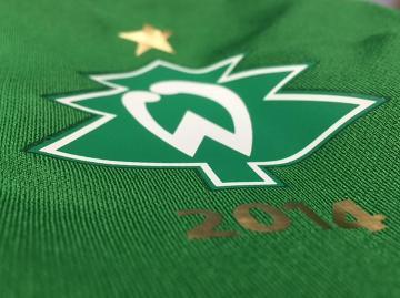 Werder Brema zagra z Borussią w świątecznych koszulkach