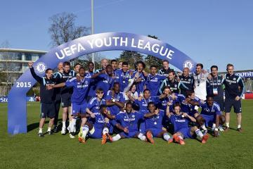 Chelsea Londyn wygrała młodzieżową Ligę Mistrzów!