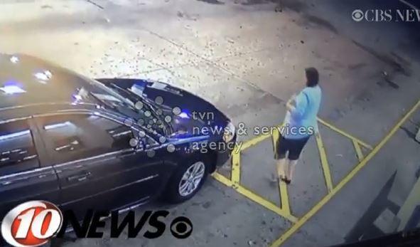 Złodziej ukradł samochód z dziećmi w środku