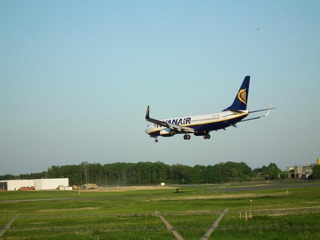 Zmiany w rozkładzie lotów z Lotniska Lublin. Ryanair nie przywróci połączenia z Dublinem
