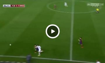 Dokładnie rok temu Bale ośmieszył Bartrę w finale Pucharu Hiszpanii (WIDEO)